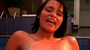 MikeinBrazil - Skinny latina Lilla pounded by Roge Ferro