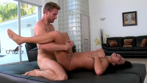 MILF Hunter: First time raw sex with Krystal Main