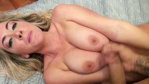 Pervs On Patrol - Skank Vanessa X got slammed hard XXX video