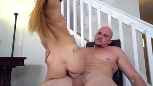 Teens Like It Big - Couple Sally Squirt riding nice big dick