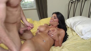 Real Wife Stories - Romi Rain in cleanest fantasy blowjob