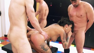 She's Gonna Squirt: Bonnie Rotten and Mick Blue blowjobs