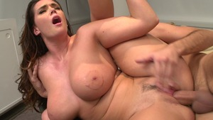 DirtyMasseur - Alison Tyler as well as Keiran Lee in hotel