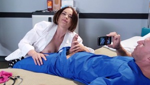 Doctor Adventures: Ballet XXX among muscled POV Krissy Lynn
