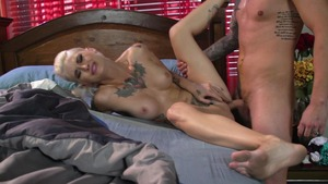 RealWifeStories.com - Athletic Kleio Valentien cowgirl sex XXX