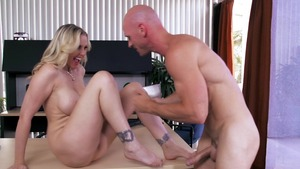MommyGotBoobs - Caucasian Julia Ann ass job