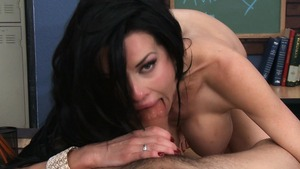 Big Tits at School: Veronica Avluv & Tyler Nixon scene