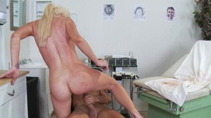 Doctor Adventures: Alexis Ford fingering sex tape