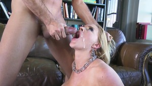 Big Tits at Work: Fantasy plowing hard starring Krissy Lynn