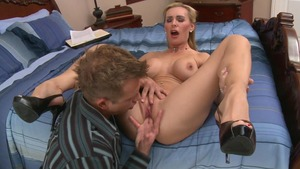 MILFsLikeItBig - Tanya Tate in reality clean reverse cowgirl