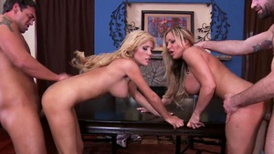Real Wife Stories - Handjob with Tasha Reign & Rocco Reed