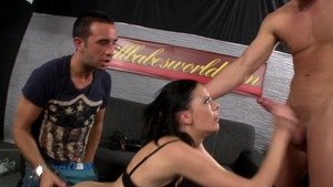 ZZ Series - Bellina in panties spanking in HD