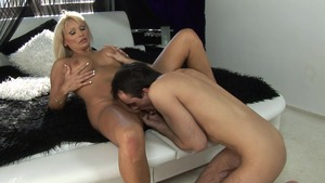 Mommy Got Boobs: Anita Pearl has a taste for hard pounding