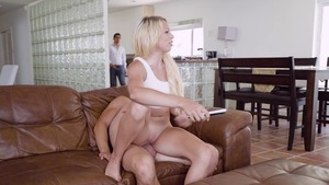 TeensLikeItBig.com - Muscled Bambino receives hard pounding
