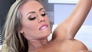 Pornstars Like It Big - Nicole Aniston & Keiran Lee XXX video