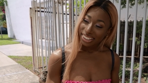 Public Pickups: Sex with Kinsley Karter and Zeus