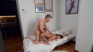 IKnowThatGirl: Katrin Tequila & Lutro Steel sex video