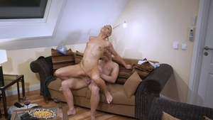 Hitzefrei.com: Hottest Aby Action loves raw sex
