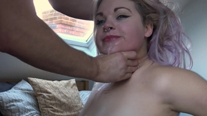 PascalsSubSluts - Violet Vulgarity POV sex with toys