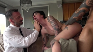 PascalsSubSluts - Charlotte Sartre has a taste for swallow